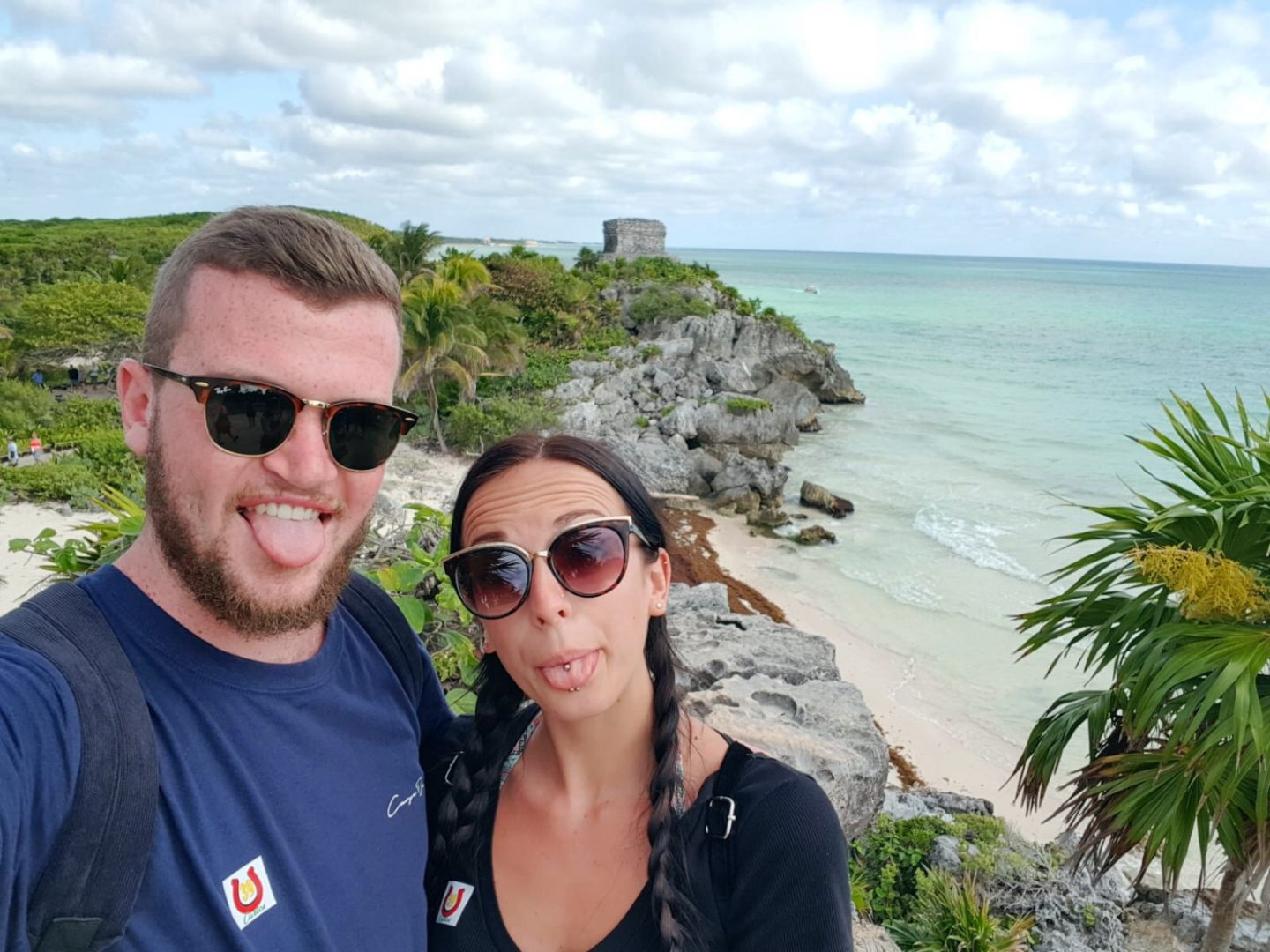 Our engagement story & trip to Mexico!